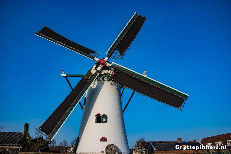 Nieuwerkerkse molen - Rijksmonument nummer 14170