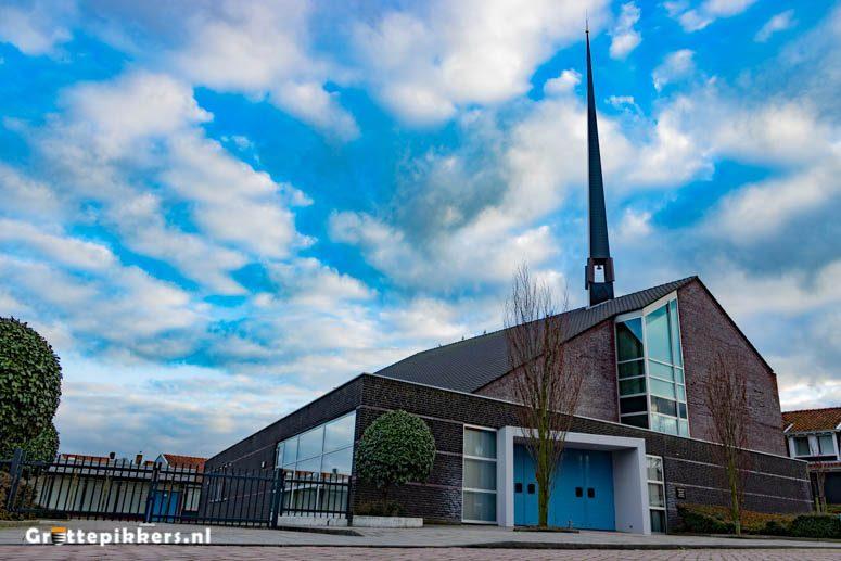 Kerkgebouw Molenstraat