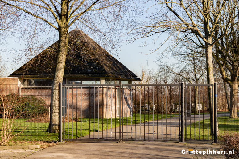 Begraafplaats Muyeweg