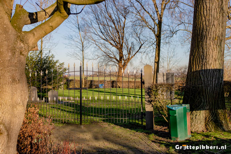 Begraafplaats Zwanenburgseweg
