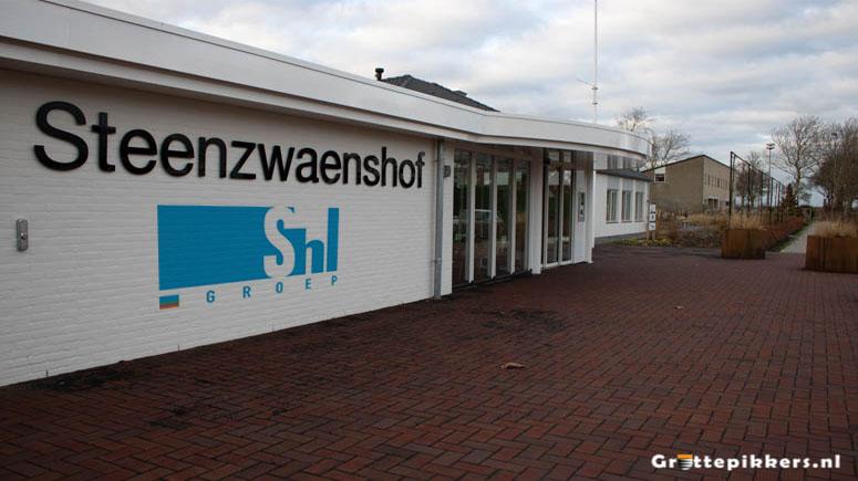 Prikpost SHL-groep Steenszwaenshof