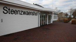 Entree Steenzwaenshof