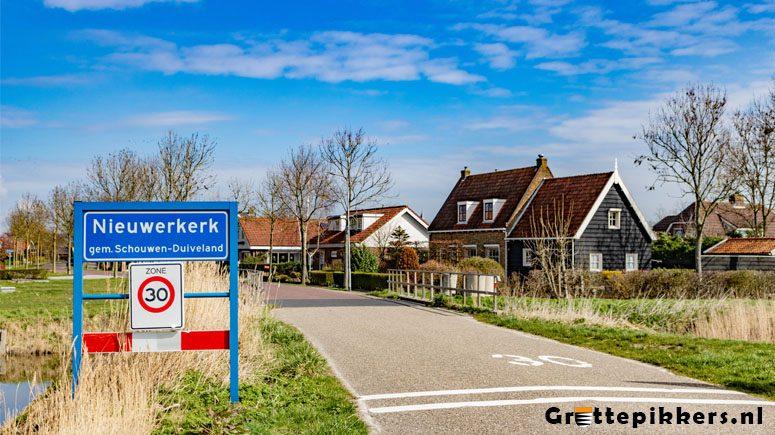 Entree Nieuwerkerk Loensweg