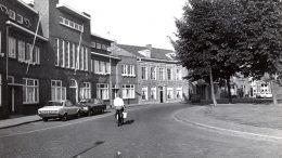 Gemeentehuis (vanaf Poststraat) - toen