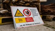 Asbestsanering oude ALDI