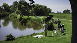 Viswedstrijd Hengelsportvereniging Oosterschelde