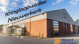 Kringloopwinkel Nieuwerkerk (Woord en Daad)