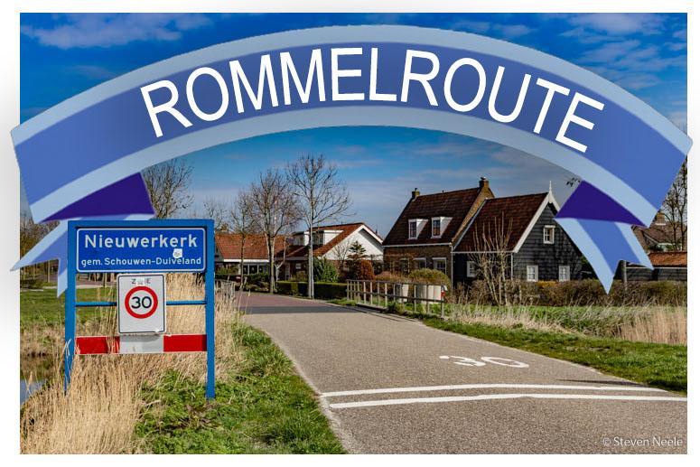Rommelroute Nieuwerkerk