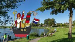 Sinterklaas in Nieuwerkerk