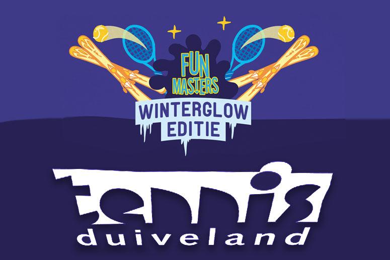 WinterGlow bij tennisvereniging Duiveland