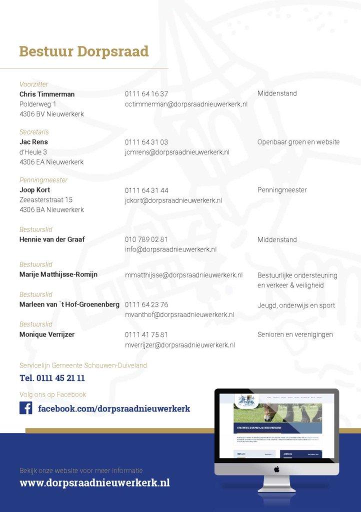 Uitnodiging herdenking watersnoodramp - pagina 4