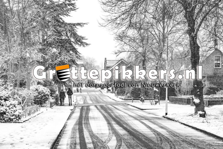 Winter in Nieuwerkerk